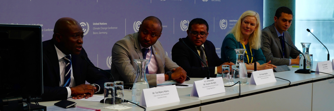 Strengthening global action on renewable energy at COP22