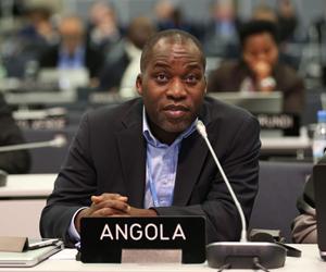 Giza Gaspar Martins (Angola)