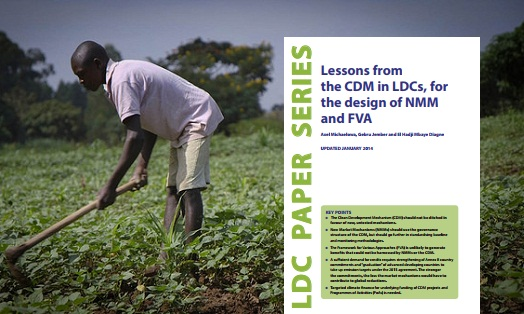 Lessons from the CDM in LDCs