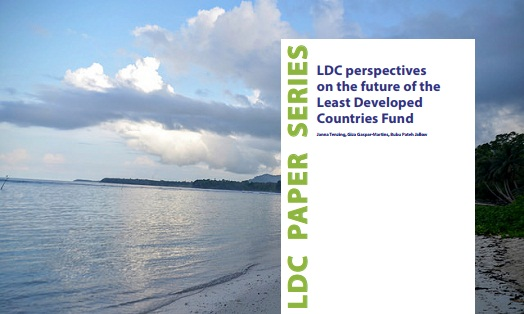 LDC perspectives on the future of the Least Developed Countries Fund