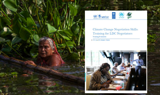 Evaluation Report: Climate Change Negotiation Skills – Training For LDC Negotiators