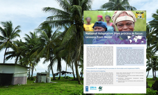 National Adaptation Plans in focus: Lessons from Benin