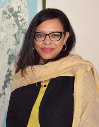 Minister of the Environment and Sustainable Development Honorable Baomihavotse Vahinala RAHARINIRINA (Mrs)