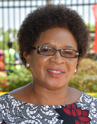 Hon'ble Nancy G Tembo, MP, Minister of Forestry and Natural Resources