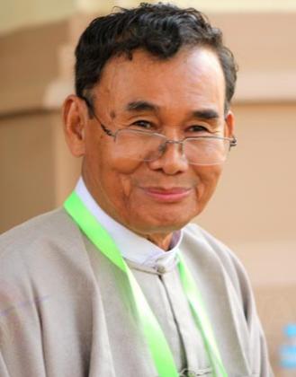 The Excellency Union Minister for MONREC H.E Ohn Win