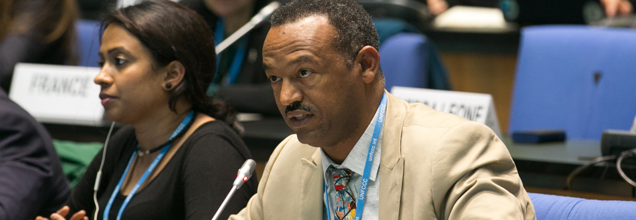Least Developed Countries Group push for decisive Climate Action at United Nations General Assembly