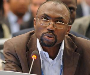 Pa Ousman Jarju (The Gambia)
