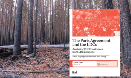 The Paris Agreement and the LDCs