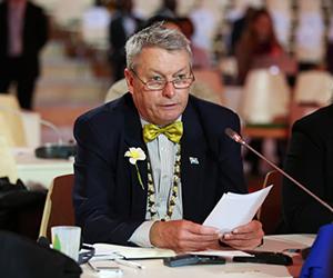 Amb. Ian Fry (Tuvalu)