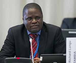 Richard Mfumu (Zambia)