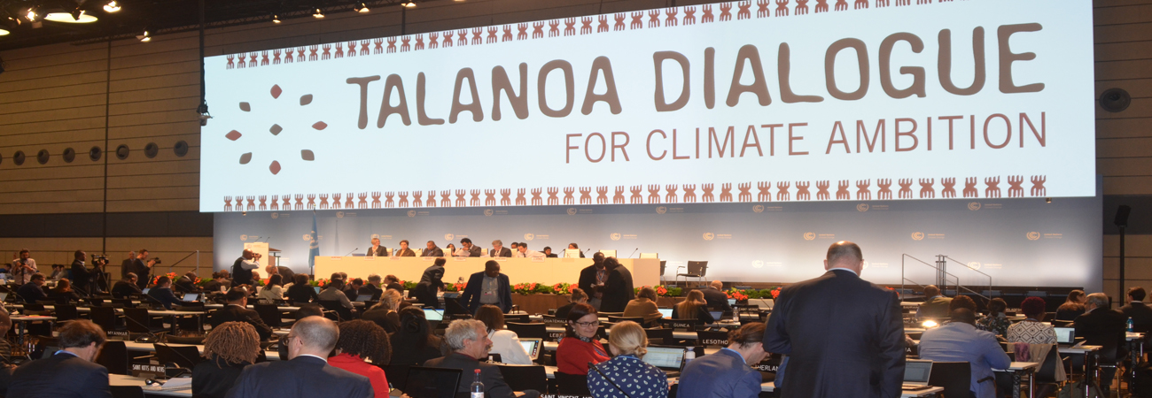 Running out of time: Least Developed Countries call for urgent action at UN climate talks
