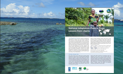 National Adaptation Plans in focus: Lessons from Liberia