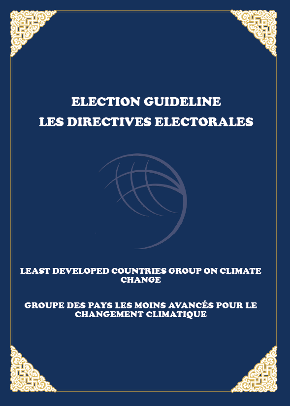 LDC Group Election Guidelines